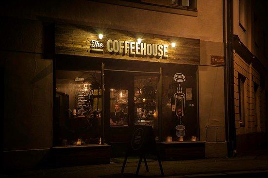 Susice, Tsjechië: kavárna The coffeehouse, T.G.Masaryka 136, Sušice