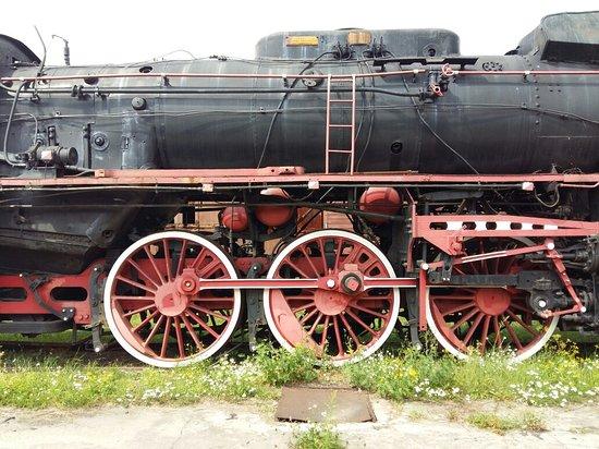 Muzeum Przemyslu i Kolejnictwa na Slasku
