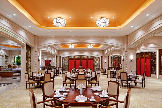 Heyuan, Kina: 家苑中餐厅