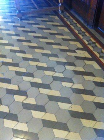 Jefferson County Courthouse : Fabulous floor details