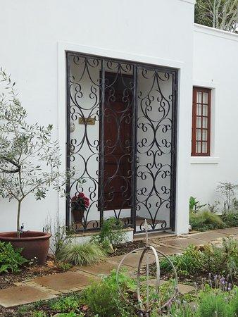 Rondebosch, Sør-Afrika: Pin Oak entrance