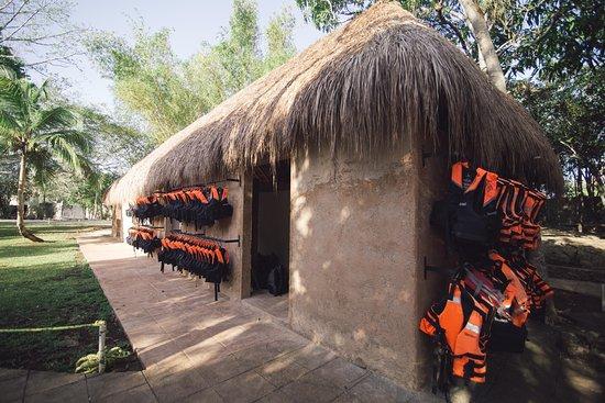 Hacienda Selva Maya: Chalecos
