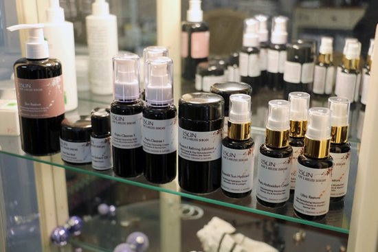 Hilton Head Island Spa & Wellness: Pampering products