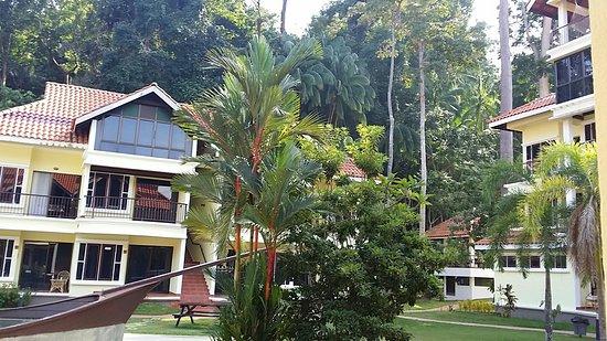 Anjungan Beach Resort & Spa: 20160802_100318_large.jpg