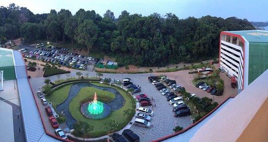 Impressive view & facilities