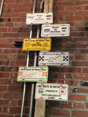 Pontiac, IL: Route 66 Association Hall of Fame & Museum