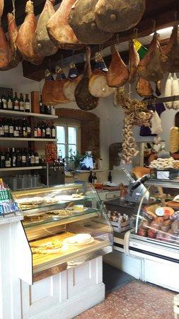 Vicchio, อิตาลี: La Casa del Prosciutto