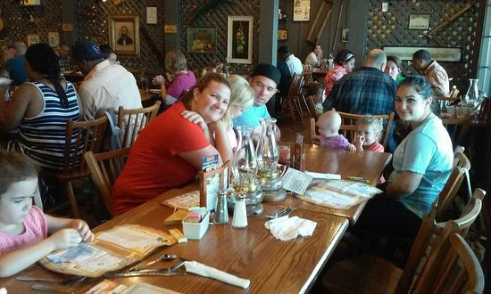 Westampton, NJ: Cracker Barrel