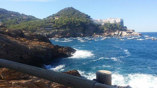 Begur, İspanya: Espectacular!