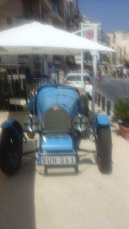Malta Classic Car Collection Museum: Bugatti