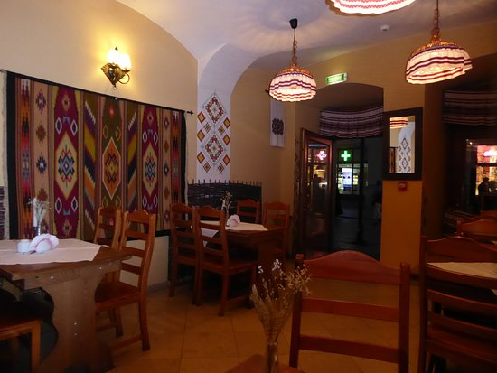 Smak Ukrainski Krakow Stare Miasto Restaurant Reviews
