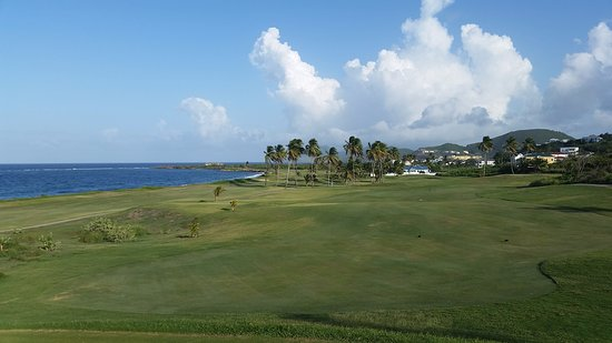 South Coast, St. Kitts: Royal St. Kitts Golf Course Back 9