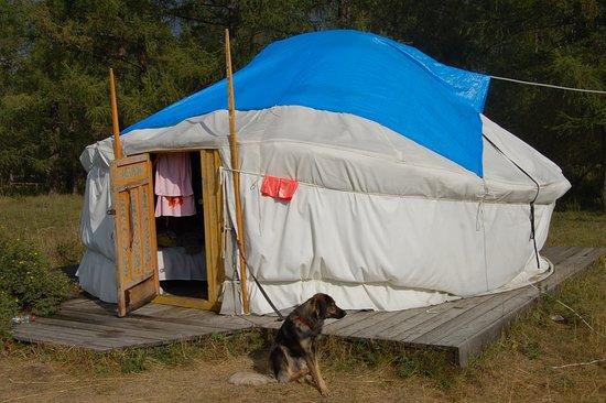 Tourist Base Uch Enmek