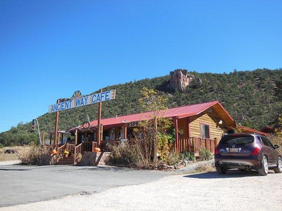 Ancient Way Cafe Ramah New Mexico