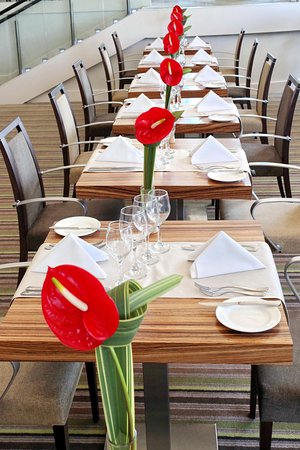 Winnersh, UK: Caprice A Rosette Restaurant