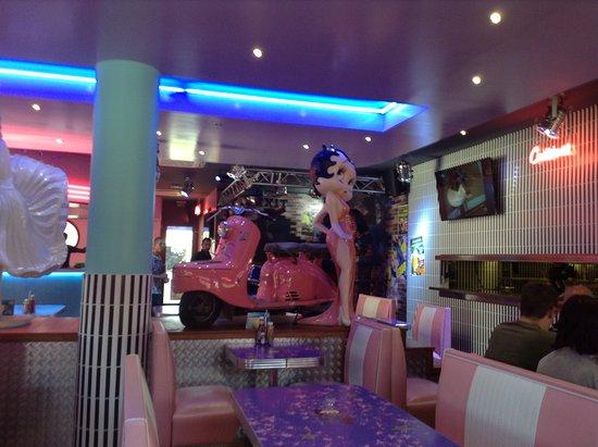 Ed Wood Cafe : Photo d'intérieur