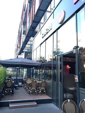Restaurant Avenue De Paris Villejuif