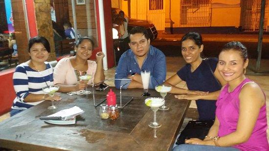 Jinotepe, Никарагуа: Reunion con grandes amistades!