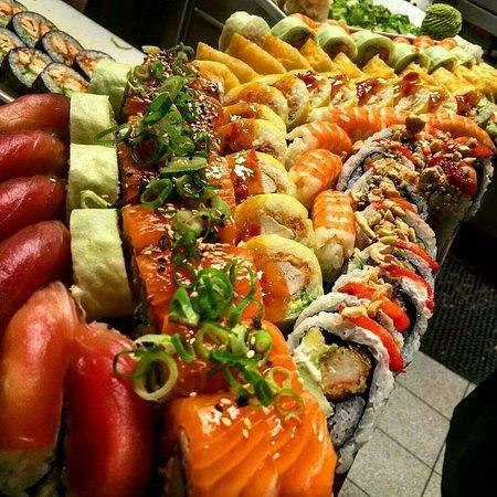 Stjordal, นอร์เวย์: Mintage Sushi