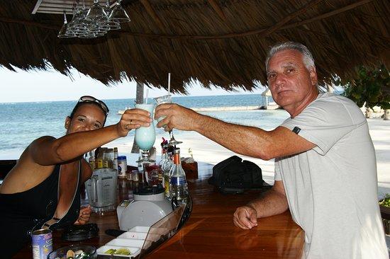 Turneffe-øerne, Belize: לחיים