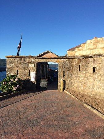 Fisterra, Espagne : Castillo de San Carlos