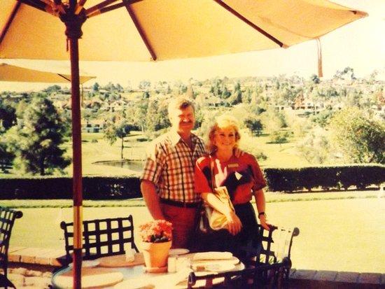 Rancho Bernardo Inn: Great outdoor dining areas