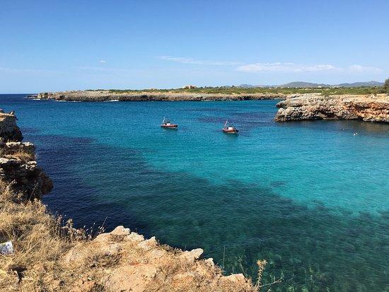 S'illot, Spanien: Fotos Cala Morlanda Julio 2016