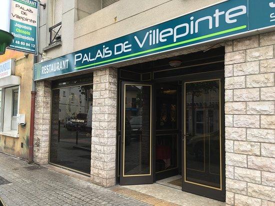 Вильпент, Франция: Palais de Villepinte