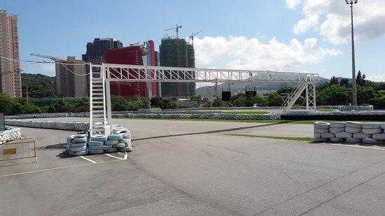 Macau Mototsports Club (Coloane Go Kart Track)