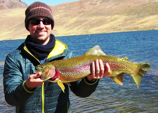 Peru Fly Fishing