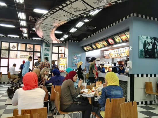 Fast Food Right Next To The Pyramids Review Of Macdonalds Cairo Egypt Tripadvisor