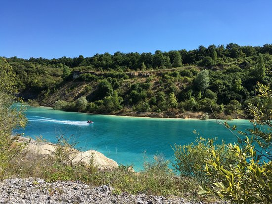 Roullet-Saint-Estephe, França: Aquadjetland
