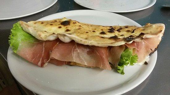 Montespertoli, إيطاليا: Pizzeria Gabry