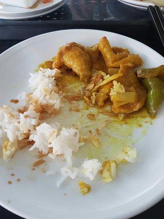 Jap'Asian : Des plats faits le matin et réchauffés les soir dégueulasse C est la dernière fois que nous y me