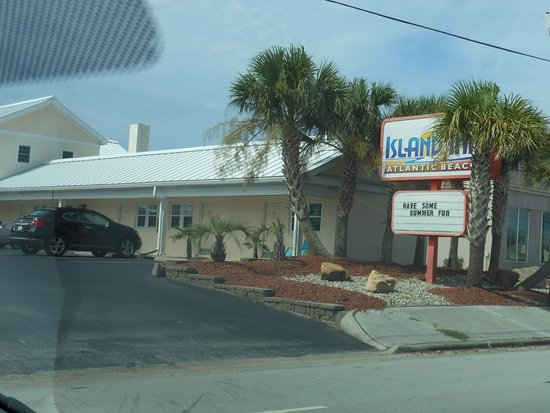 Island Inn of Atlantic Beach: Great place to stay!