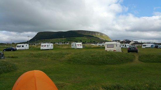 Strandhill Caravan and Camping Park: 20160802_162221_large.jpg