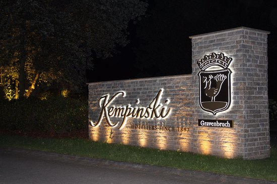 Kempinski Hotel Frankfurt Gravenbruch Neu Isenburg