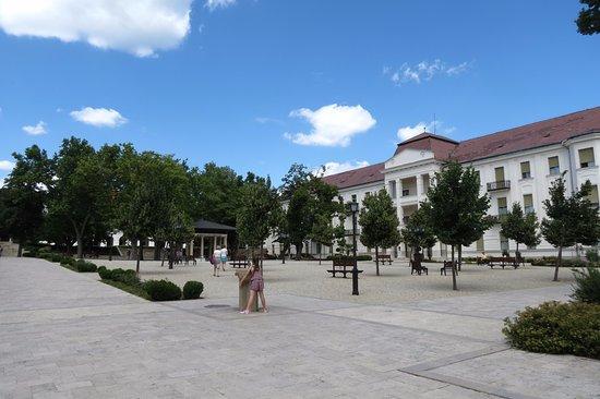 Kossuth Lajos Drinking Hall