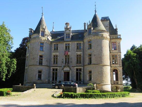 Picauville, Prancis: Castello