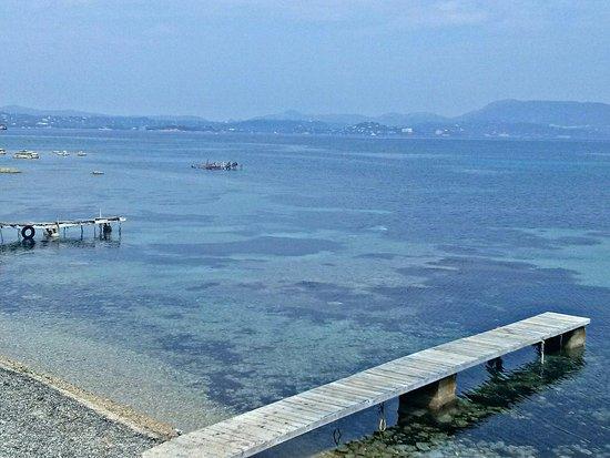 Corfú, Grecia: Vidos