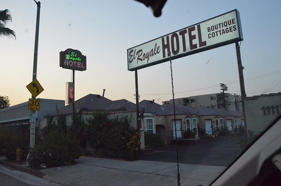 El Royale Hotel Near Universal Studios Hollywood Photo