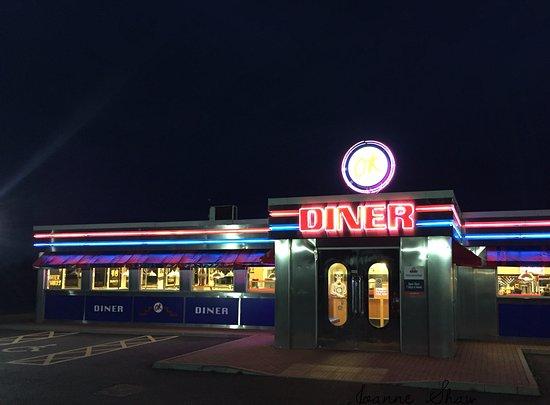 OK Diner A19 Elwick