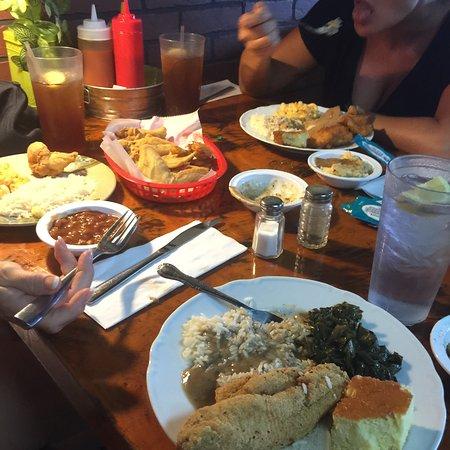 Mama S Soul Food Tampa Dale Mabry