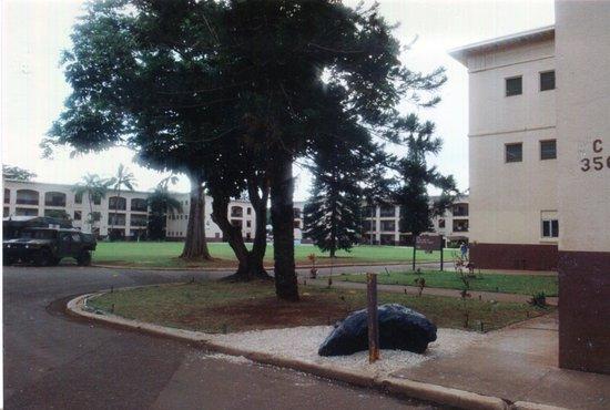 U S Army Schofield Barracks