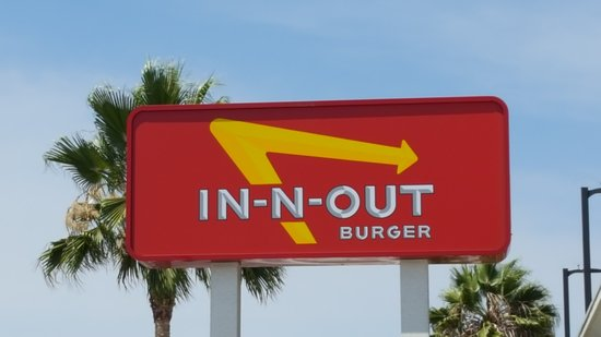 In N Out Burger Not Worth The Hype