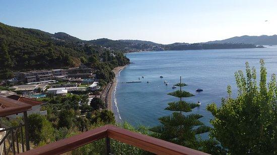 Vassilias Beach Apartments: Vista dalla camera