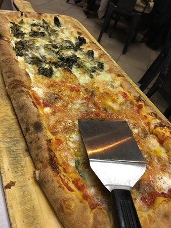 Pizzeria il barone rosso medicina ristorante recensioni for Ristorante il rosso bologna