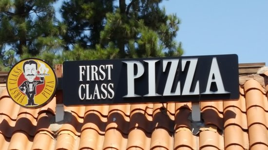 Photo of Pizza Place First Class Pizza at 13175 Jamboree Rd, Tustin, CA 92782, United States