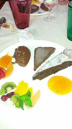 Dessert photo de le jardin gourmand lorient tripadvisor for Jardin gourmand lorient