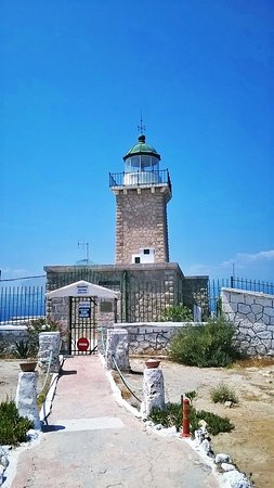 Lighthouse Melagavi (Iraion)
